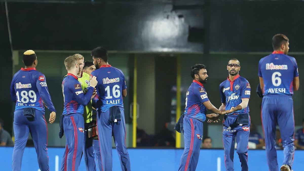 Mishra's four-wicket haul helps DC restrict MI to 137/9