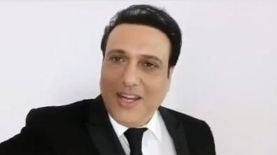 Actor Govinda tests positive for Covid-19