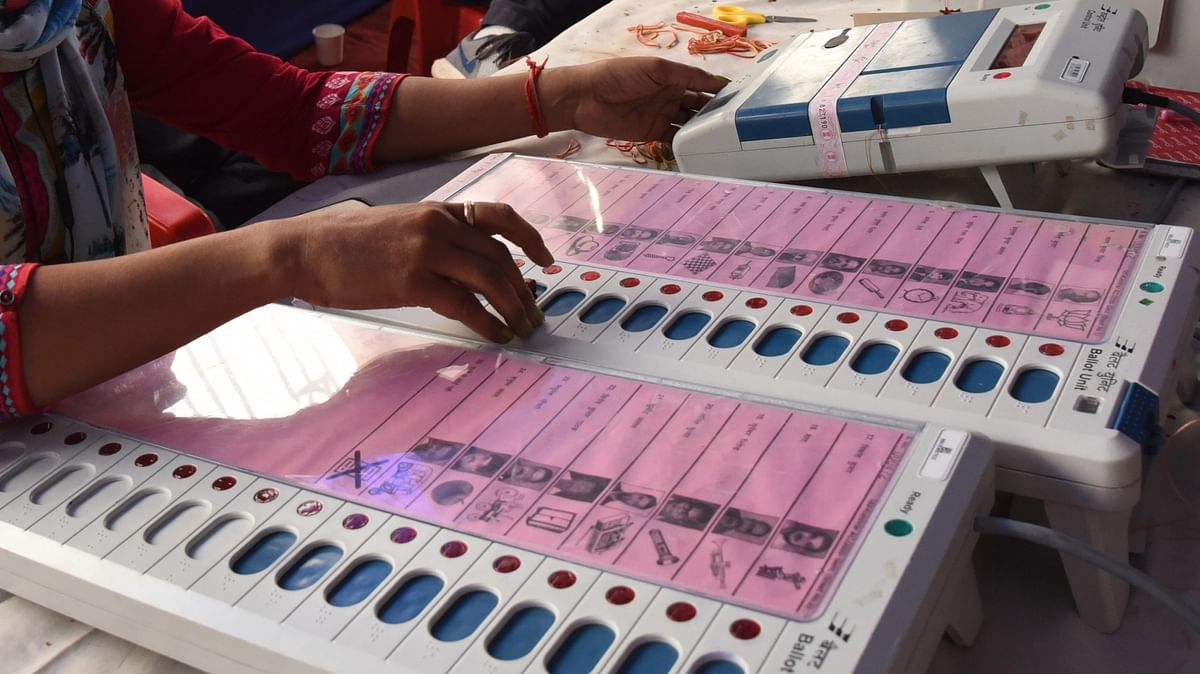 Assam EVM row: Presiding officer suspended; repoll ordered