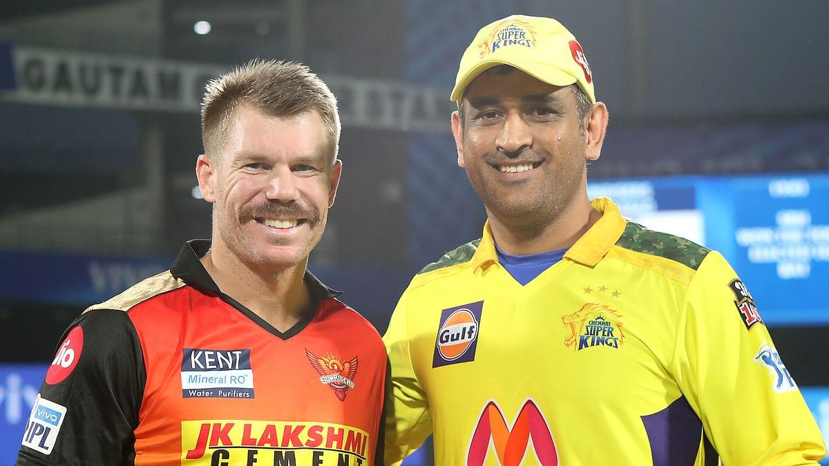 SRH win toss, elect to bat first against CSK