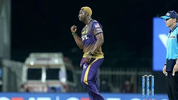 Russell's 5-wicket haul helps KKR restrict MI to 152