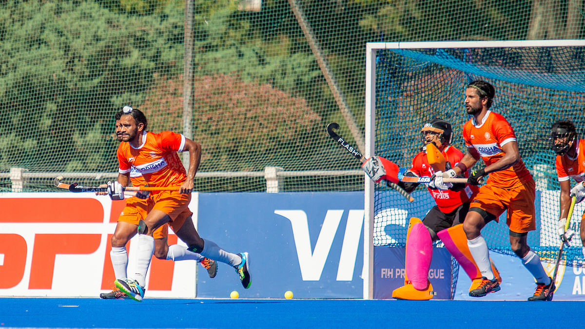 Hockey: India beat Argentina 4-2, end the tour on winning note