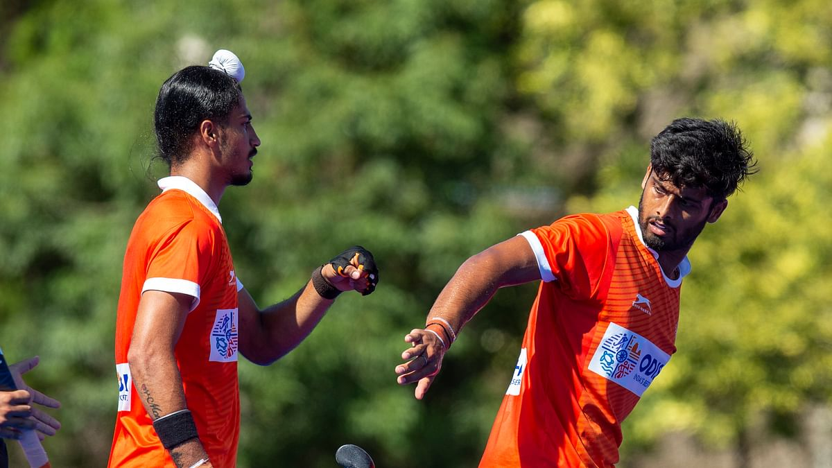 Hockey: India draw 4-4 with Argentina