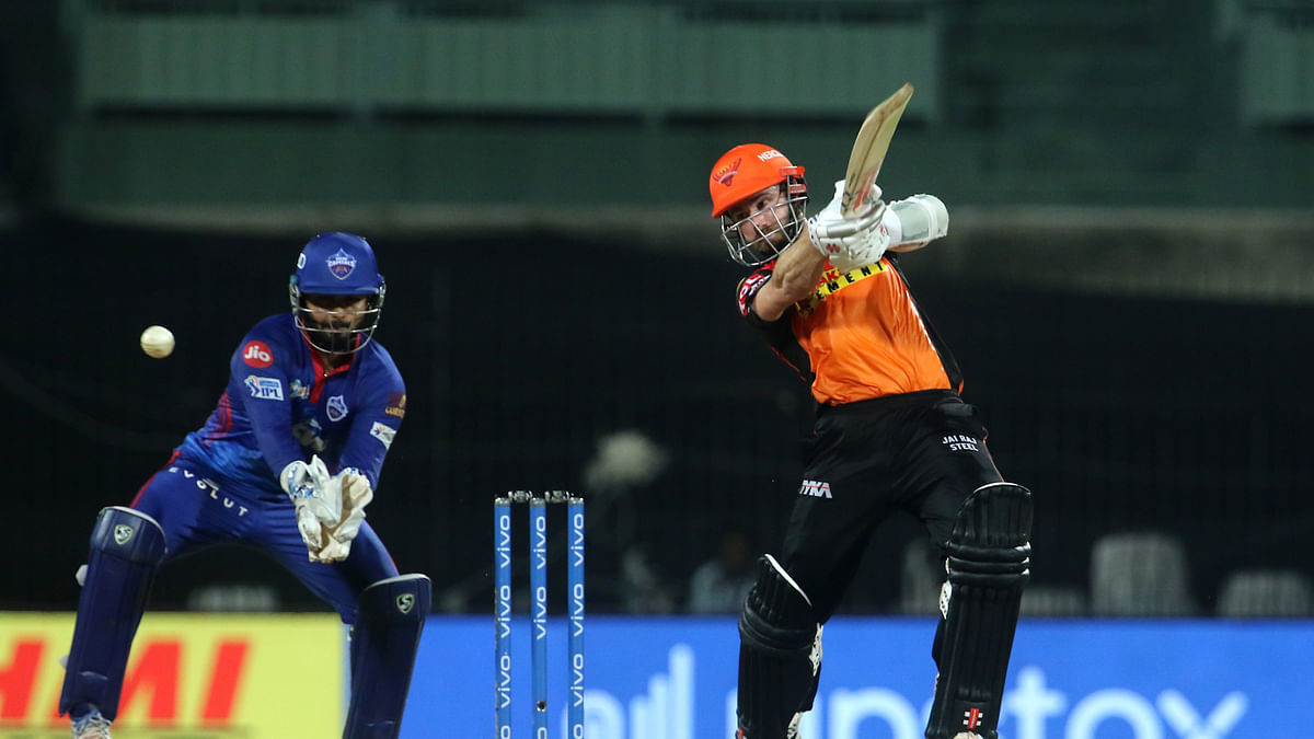 Williamson's 66 in vain as DC beat SRH in Super Over
