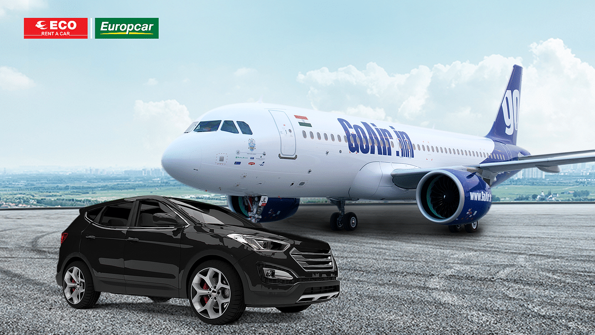 GoAir launches car rental service, partners with Eco Europcar