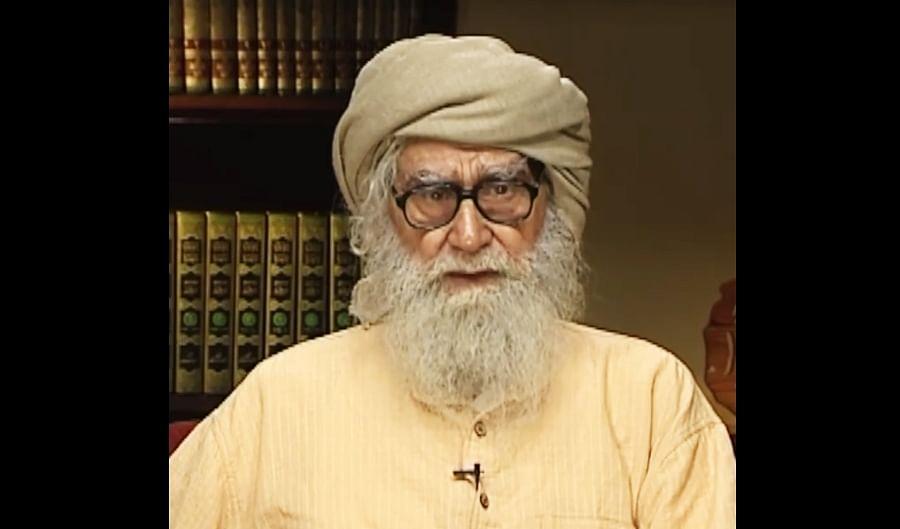 Islamic scholar Wahiduddin Khan passes away due to Covid