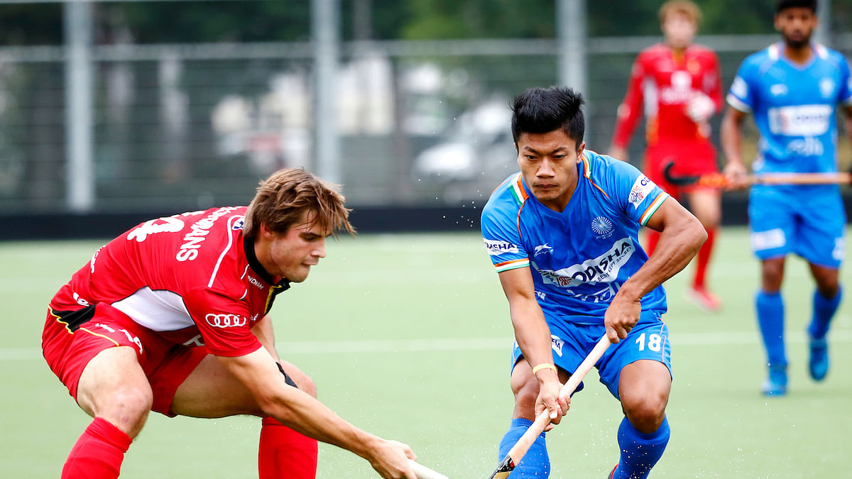 Hockey: Planned and systematic  training camps are showing results, says Nilakanta Sharma