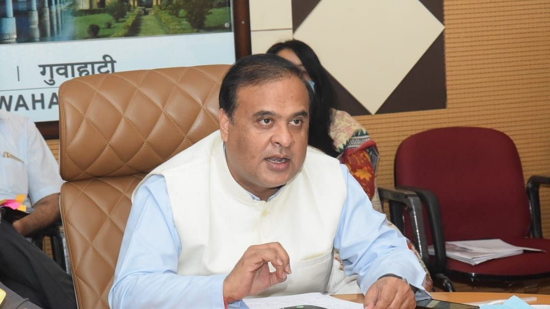 Assam minister Sharma barred from campaigning for 48 hrs: EC