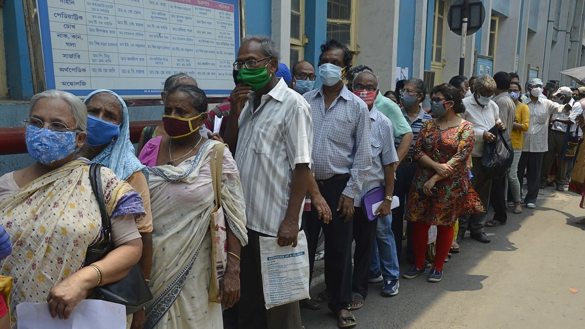 India reports new highs of 3,645 COVID deaths, 379,257 fresh cases of infection