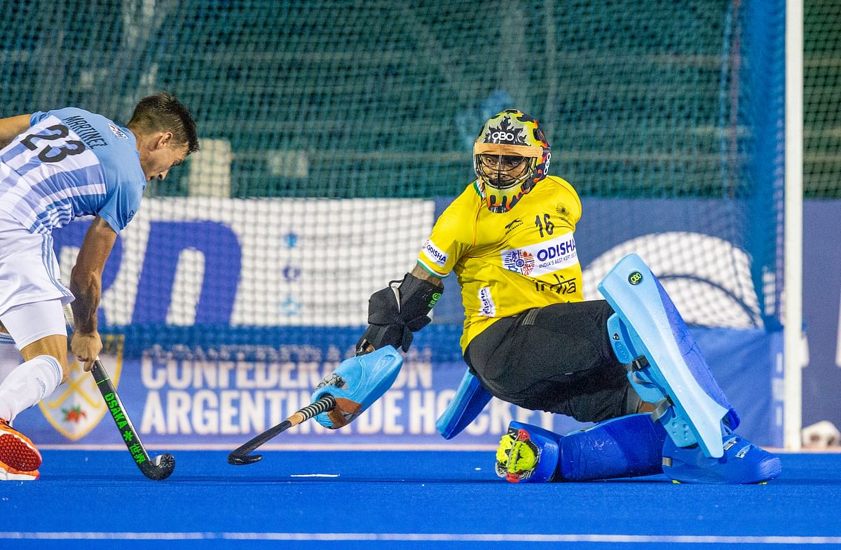 Hockey: India pip Olympic champions Argentina (2-2) 3-2 in a shootout