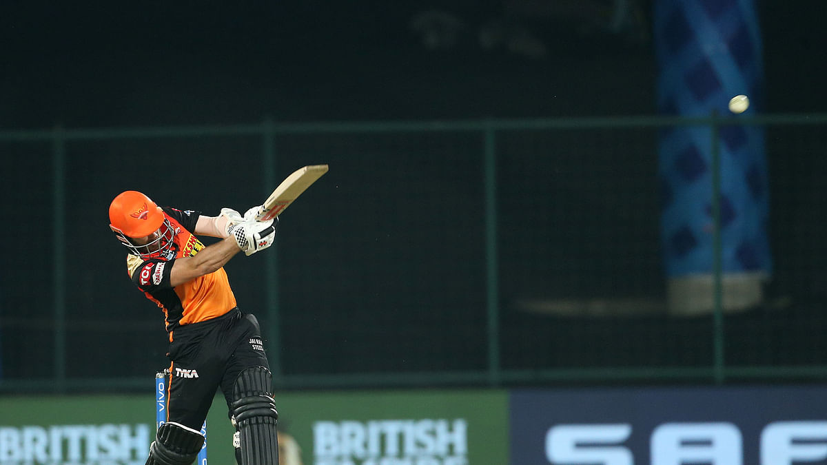 Williamson's cameo helps SRH get to 171/3 against CSK