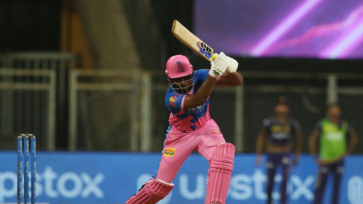 Morris, Samson take Rajasthan Royals to win over Kolkata Knight Riders