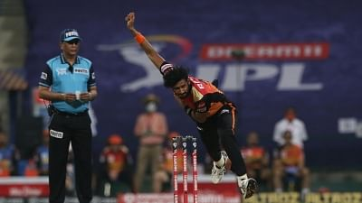 SunRisers bowl out Punjab Kings for 120