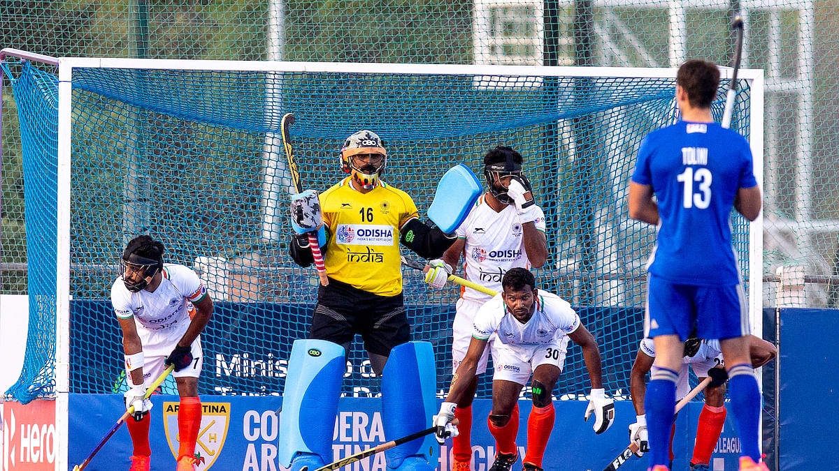 Hockey: Dominant India outplay Argentina 3-0 in FIH  Pro League