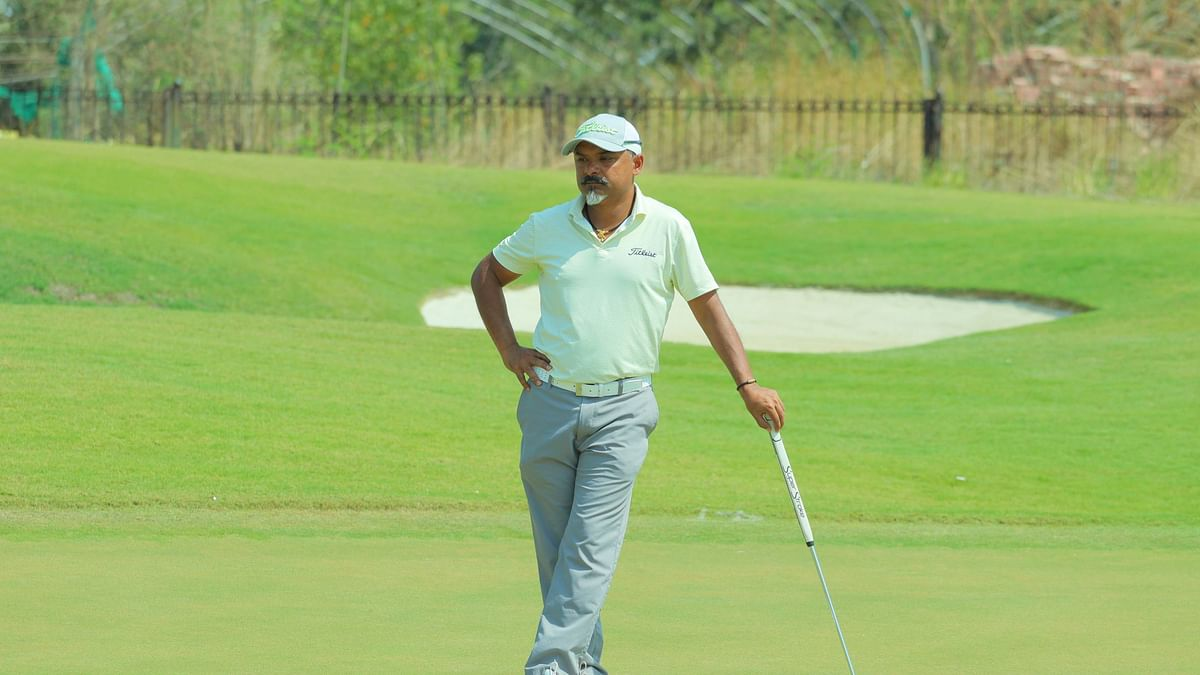 Golf: Rahil Gangjee for Japan Golf Tour after encouraging domestic showing