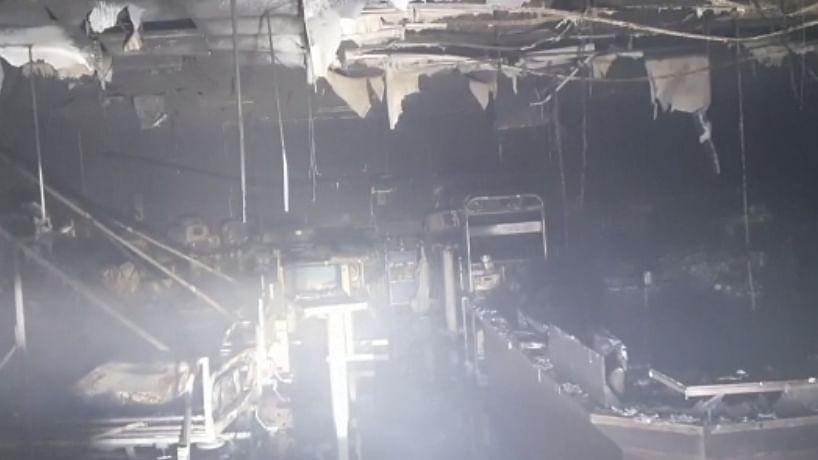 Maharashtra: 10 dead in fire in COVID hospital in Virar