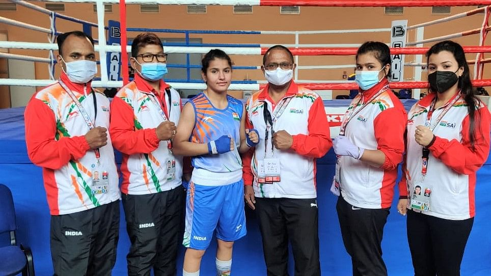 Five Indian pugilists in quarter-finals of AIBA Youth World Boxing Championships