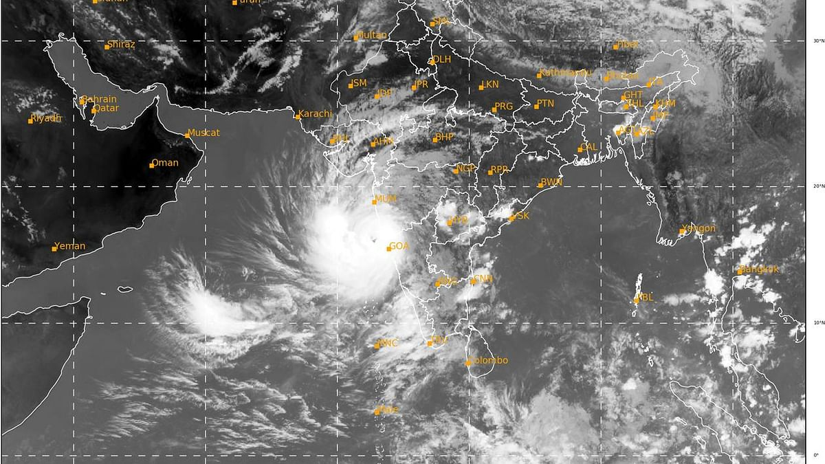 Cyclone Tauktae likely to cross Gujarat coast early in the morning of May 18