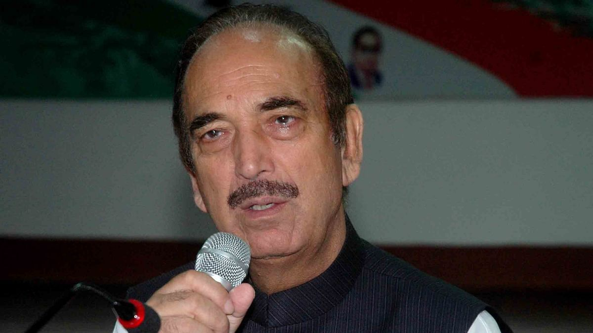 Ghulam Nabi Azad to head Congress COVID-19 Relief Task Force