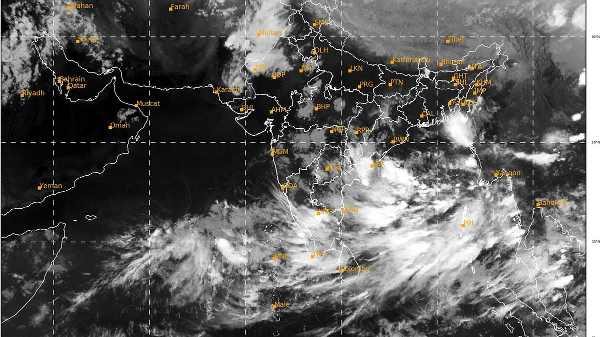 Low pressure area over Bay of Bengal likely to intensify into very severe cyclone: IMD