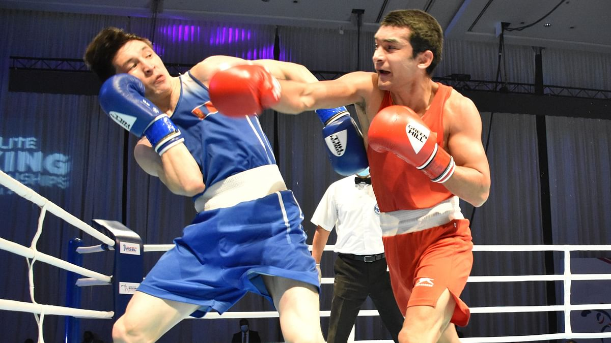 Boxing: Amit Panghal fails to defend title, Thapa loses bid to regain gold
