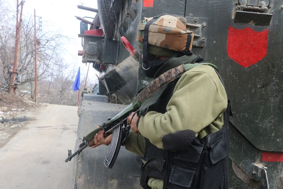 J&K: 3 terrorists killed, one surrenders in Shopian encounter