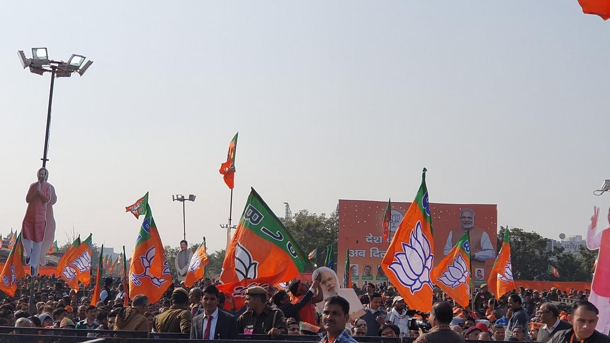 BJP-led NDA heading to retain power in Assam for second consecutive term