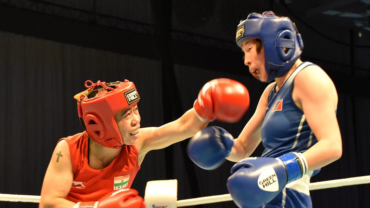 Boxing: Mary Kom, Panghal and five other Indians to fight for gold at  Asian Championships