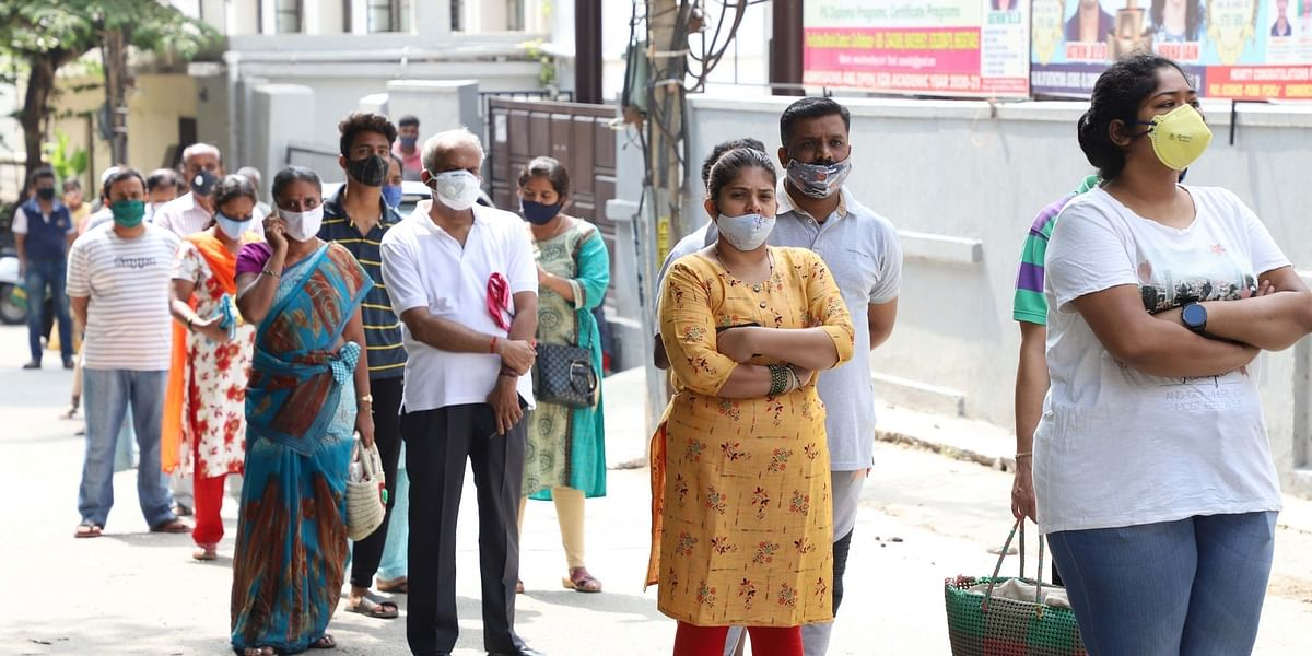 India reports 4,092 COVID-19 deaths, 403,738 new cases of infection in last 24 hours