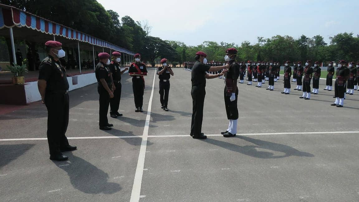 First batch of women military police inducted into Indian Army