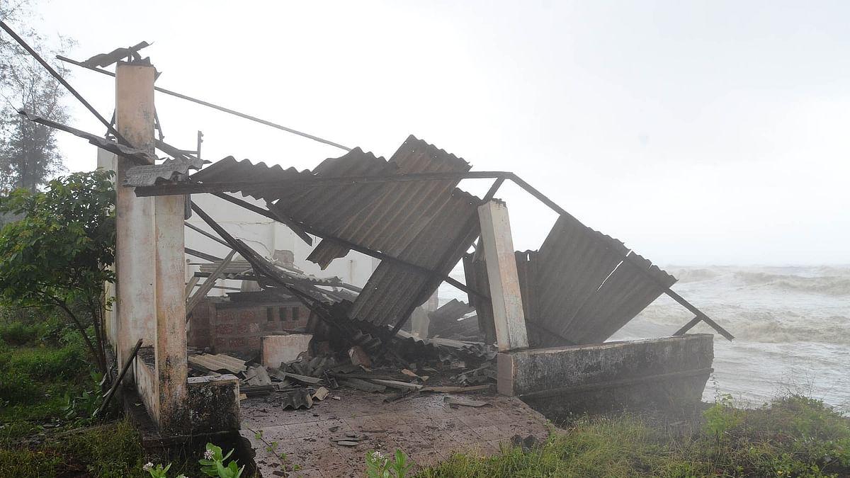 Cyclone Tauktae: Heavy rains, gusty winds claim 6 lives in Karnataka