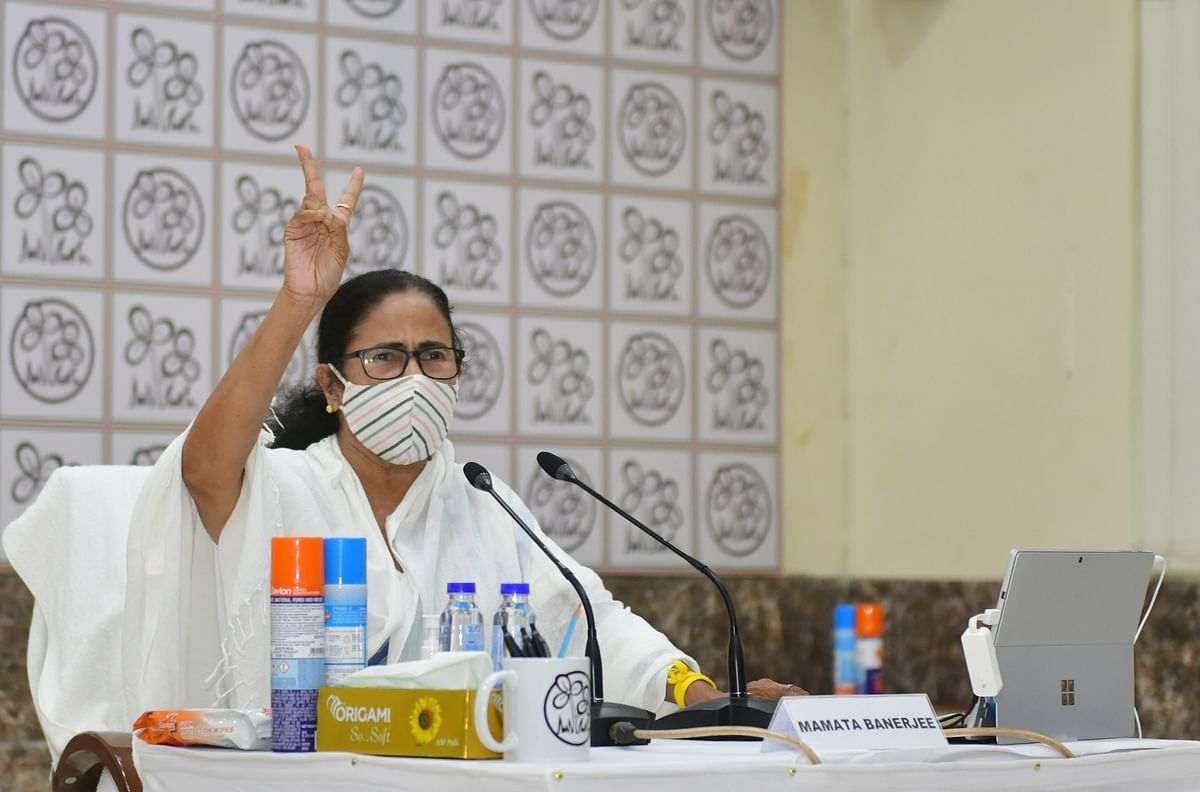 Mamata dedicates victory to people, party says don't speculate on Nandigram