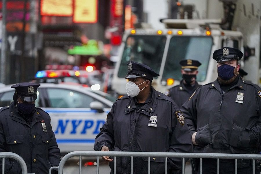 Three injured in NYC Times Square shooting