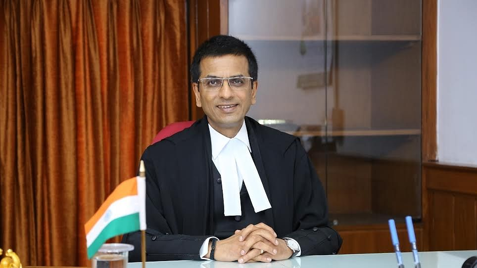 SC judge Justice Chandrachud tests positive for Covid, case hearings deferred