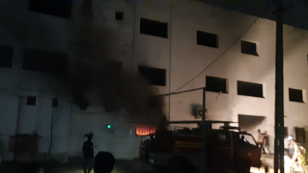 Gujarat: 16 killed in fire at Covid hospital in Bharuch, probe ordered