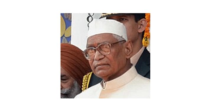 Former Rajasthan CM Jagannath Pahadia passes away at 89