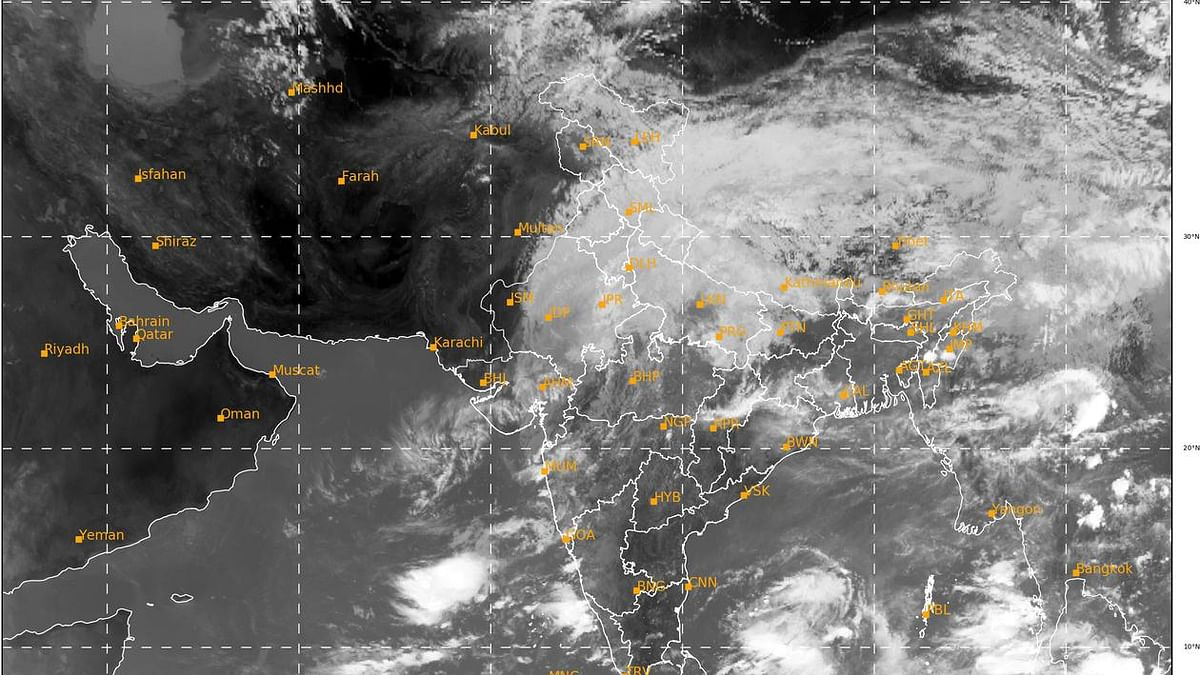Remnant of Cyclone Tauktae likely to cause rains over Rajasthan, nearby states during next two days