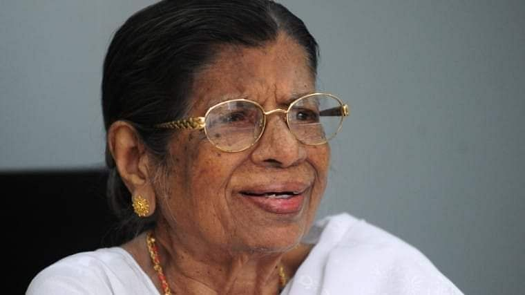 K R Gowri, 'Iron Lady' of Kerala politics, passes away at 102