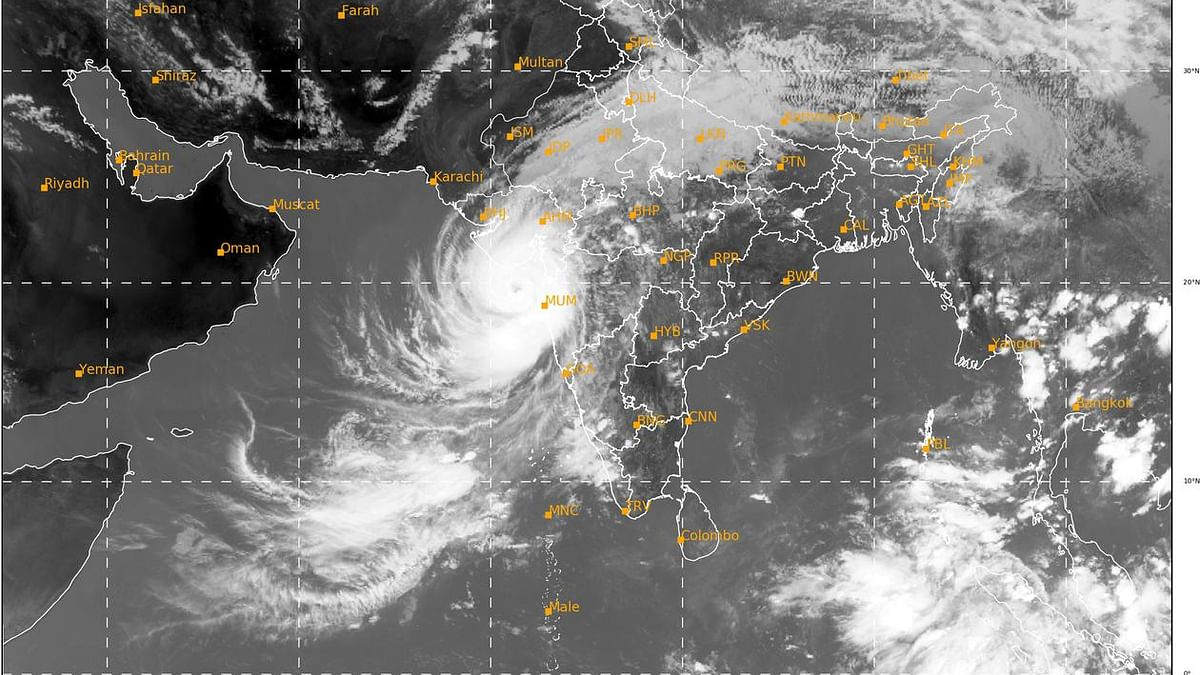 Cyclone Tauktae expected to cross Gujarat coast between 8 pm and 11 pm on Monday