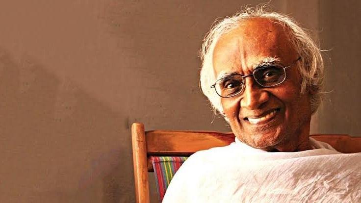 Noted Tamil writer Rajanarayanan dies at 98
