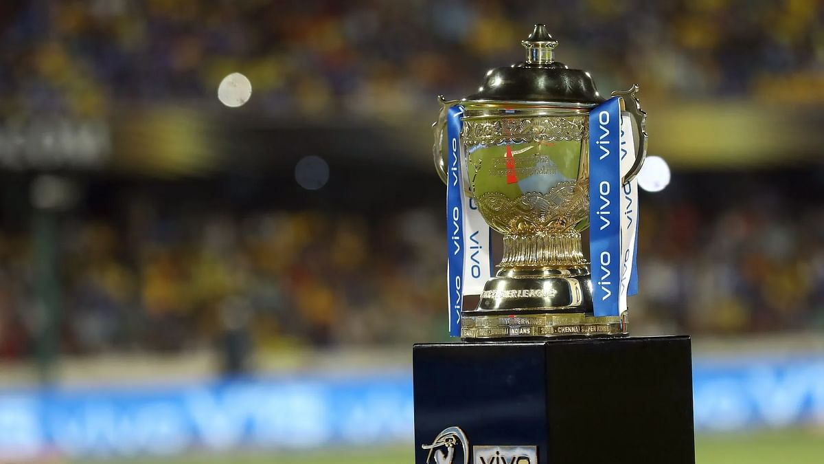 IPL 2021  postponed due to cases of COVID-19 in a couple of teams