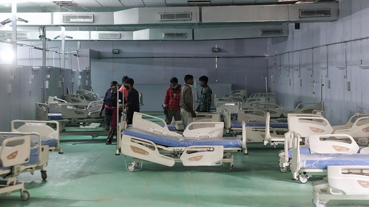 India logs new high of 4,205 COVID-19 deaths, 348,421 fresh  cases of infection