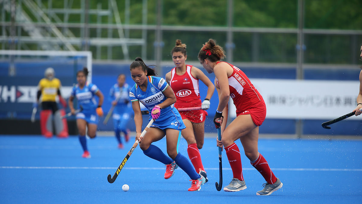 Converting even half-chances will be key to success: Women's Hockey  striker Lalremsiami