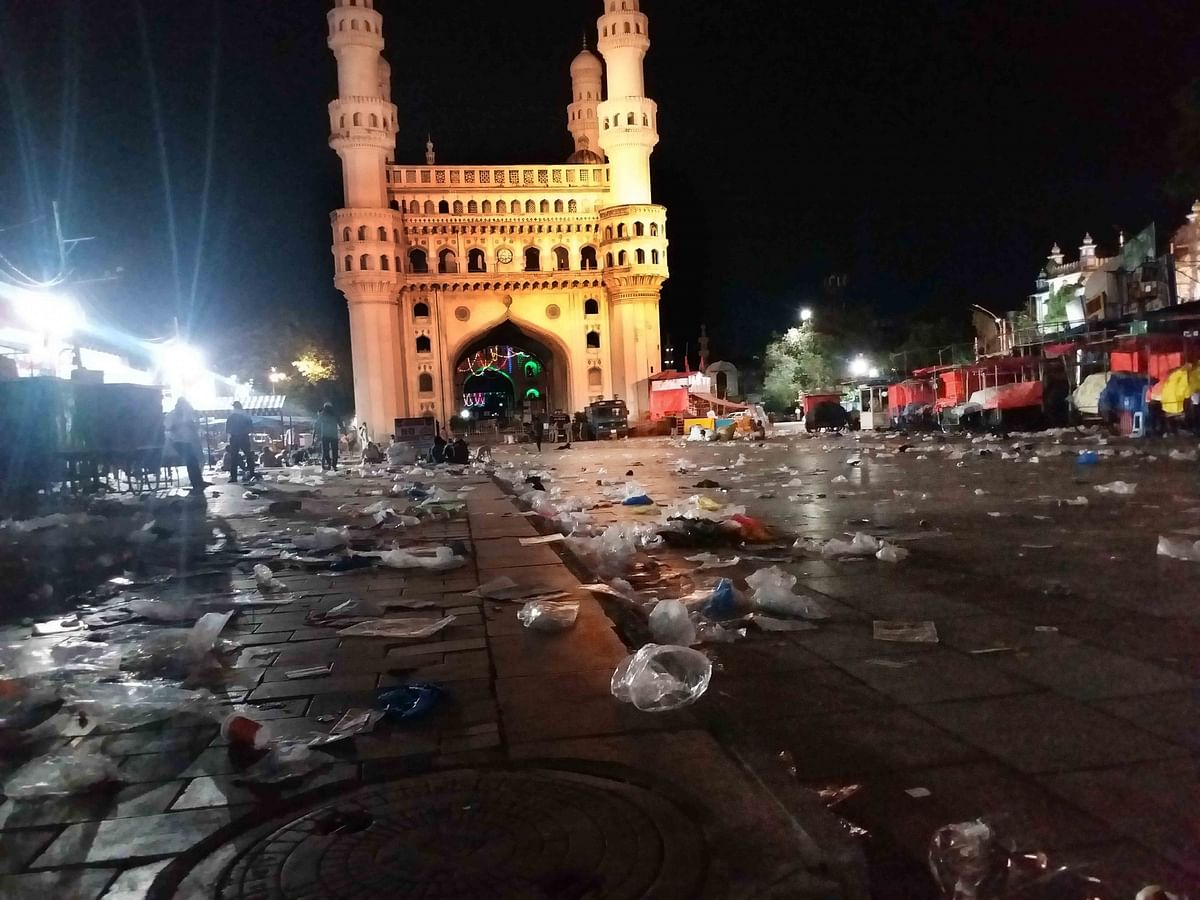 Telangana government imposes 10-day lockdown from May 12