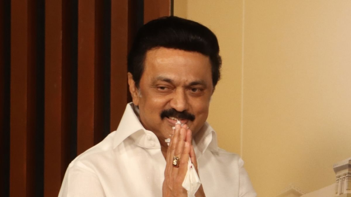 M K Stalin sworn in as Tamil Nadu CM along with 33 Ministers