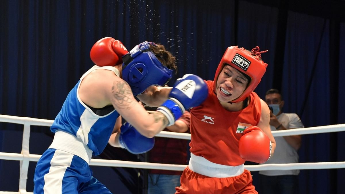 Asian boxing: Mary Kom loses in 51kg final, settles for silver