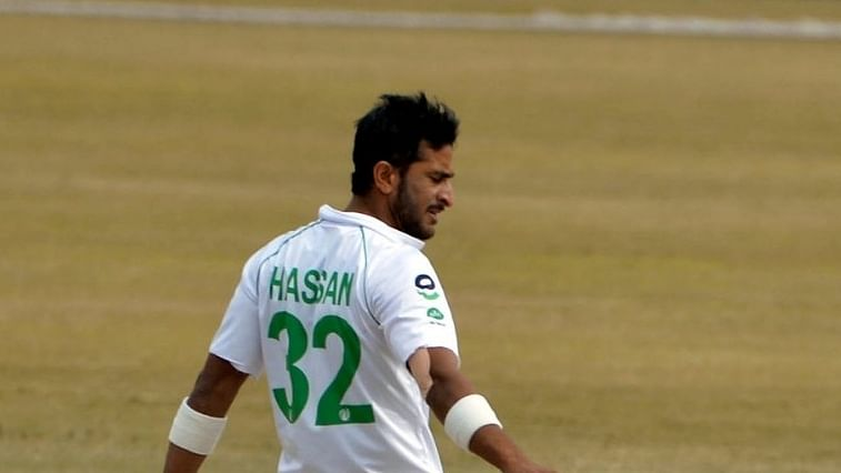 Pakistan's Hasan, Nauman and Shaheen attain career-bests in ICC Test Player Rankings