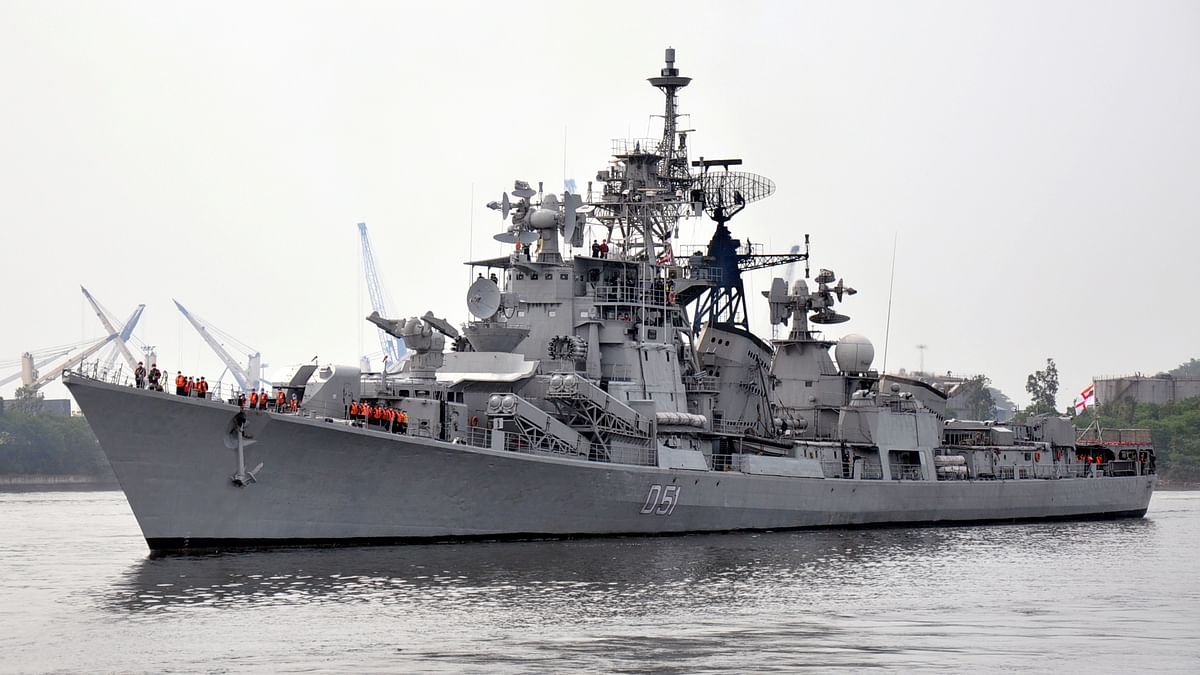 INS Rajput, Indian Navy's first destroyer, to be decommissioned on Friday