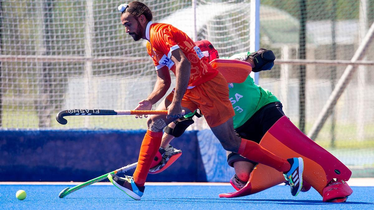 Hockey is in my DNA: Midfielder Jaskaran Singh