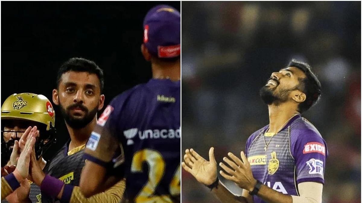 KKR's Chakravarthy, Warrier test positive for Covid, IPL tie deferred: BCCI